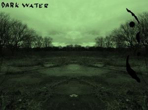 Wasteland Abstract (Dark Water)