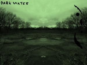 Wasteland Abstract (Dark Water)