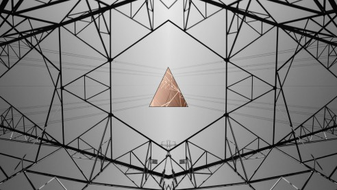 Electricity Pylons - Web