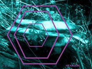1 2 3 Hexagon