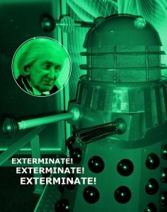 A Dalek in the Death Zone