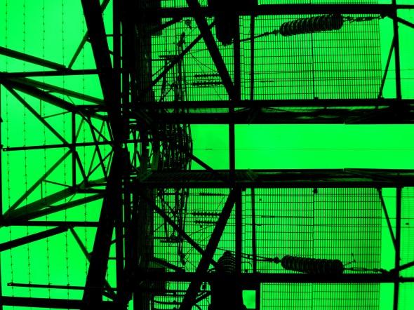 Beautiful Pylon (Green)